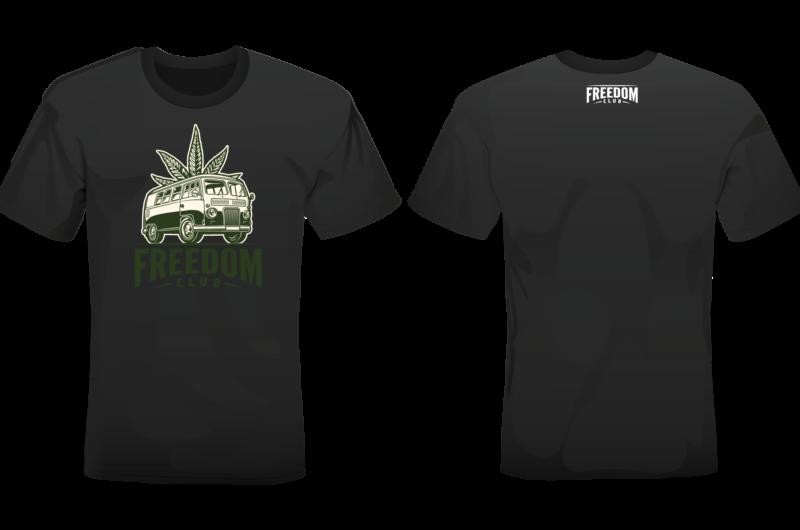 t-shirt nere_Tavola disegno 1