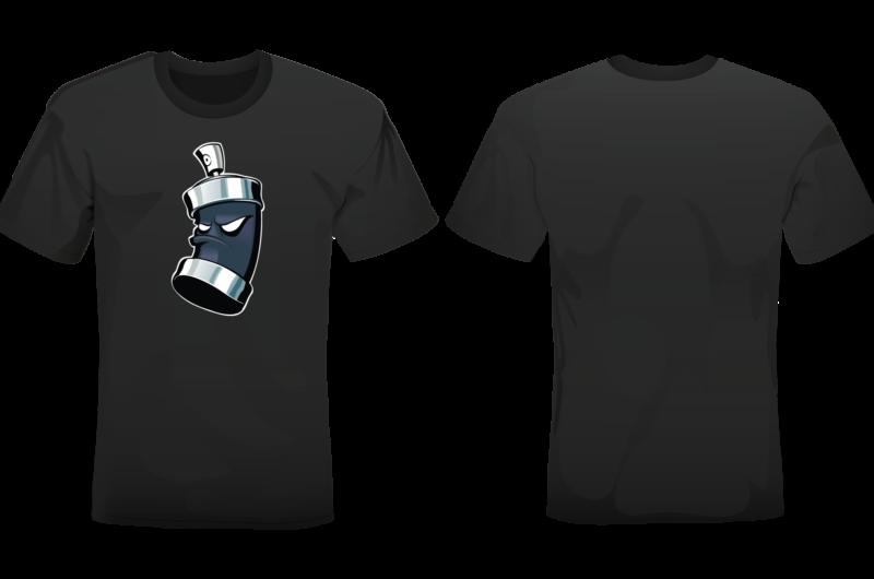 t-shirt nere_Tavola disegno 1 copia 4